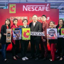 """บิ๊กซี ซูเปอร์เซ็นเตอร์ ผนึกเนสกาแฟและพันธมิตร จัดงาน """"Nescafe Coffee Month"""" สู่ปีที่ 3 ฉลองเดือนแห่งความหอมกรุ่น เอาใจคอกาแฟ จัดโปรฯลดสูงสุด 20%"""