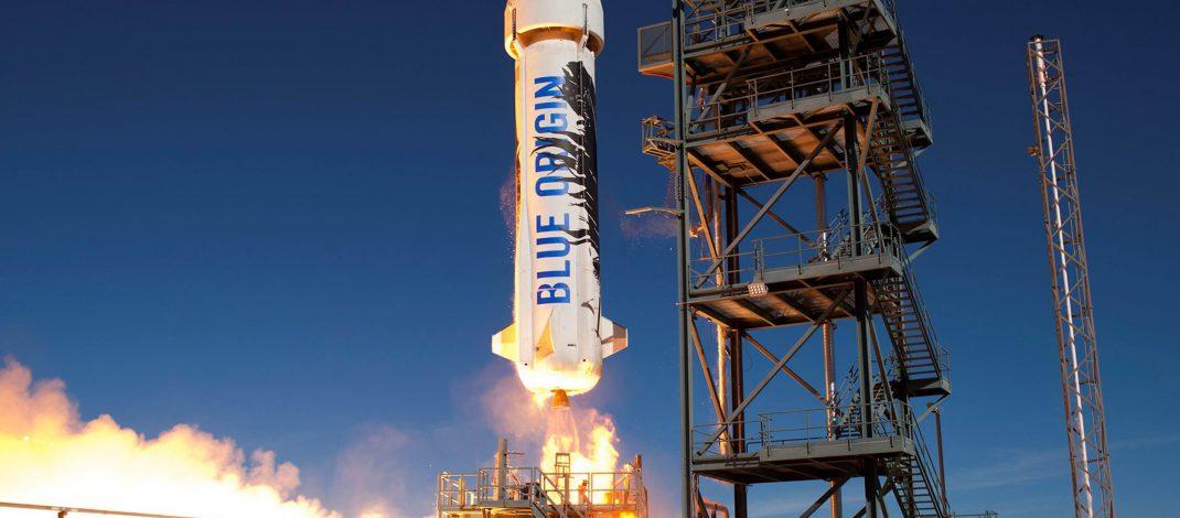 MU Space ไปอวกาศสำเร็จเป็นครั้งที่ 3  ร่วมกับยาน New Shepard จาก Blue origin