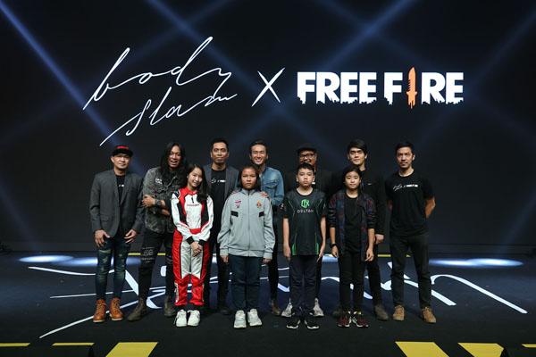 """Garena Free Fire เปิดโปรเจคยักษ์ """"Bodyslam x Free Fire"""" ปั้น MV และปล่อยเพลง """" #ไม่เข้าท่า """" พร้อม Free Fire Collection """"Artiwara"""" ประกาศจุดยืนเชื่อมั่นคนรุ่นใหม่ มุ่งสานต่อฝันให้เป็นจริง"""
